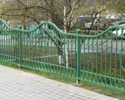 Малые городские ограды