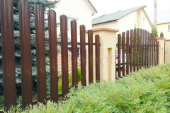 Евроштакетник, забор