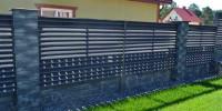 Забор Жалюзи Твинго